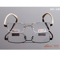 name brand eyeglasses - Well known brand name quality tr90 metal resin oculos sem grau minions eyeglass frames reading glasses