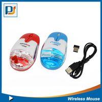 Wholesale Original Mini Liquid Mouse White PC Black Jack Print USB Computer Mouse D Opitical Mouse Wireless Mouse