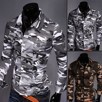 Wholesale Fall Men Jacket Veste Homme Manteau Camouflage Casual Military Mens Jackets And Coats Erkek Mont Ceket Army Chaqueta Hombre Outdoor