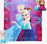 Wholesale 60 color kid kt barbie spidermen minnions princess thomas sofia car dora pooh mickey Altman nap warm large blanket CM