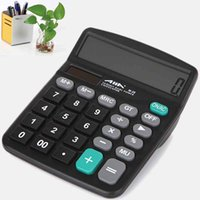 Wholesale 12 Digits Office School Suppliers Durable Electronic Calculators