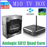 antenna metal - 5pcs M10 Metal Amlogic S812 Quad Core MXQ Android Kitkat TV Box WiFi Antenna Kodi Fully Loaded GB GB M10 OTT TV Box