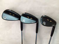 Wholesale golf clubs Black Vokey SM5 wedges loft with steel shaft right hand SM5 golf wedge