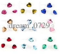 Cheap locket floating charms Best glass silver charms