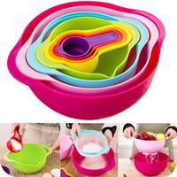 Wholesale Unique Multicolor Creative Kitchenware Set Kitchen Bowl Tool