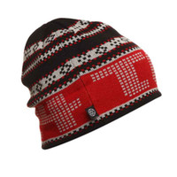 knit wear - Famous Style Unisex Wear Hats Snowboard Ski Skating Warm Knitted Wool Caps Beanies Snap Slouch Skullies Bonnet Beanie Hat Gorro