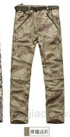 acu digital pants - Outdoor quick dry fast dry camping pants tactical trousers riding hiking military pants ACU CP digital desert A TACS army green