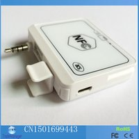 Wholesale Mini Portable MHZ ACR35 NFC Contactless RFID Card Reader Writer SDK For Mobile Banking e Purse Loyalty