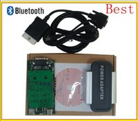Cheap best quality!!!bluetooth !2013.03 TCS CDP Pro Plus +CAR+TRUCK+Generic 3 in 1 with bluetooth and plastic box