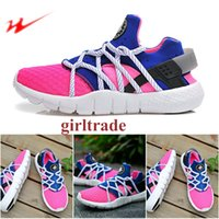 air hockey table game - Drop Shipping Famous Cheap Onemix Air Huarache NM Pink Game Royal Girls Womens Athletic Sneakers Running Shoes Size