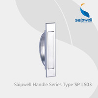 Wholesale Saipwell SPLS03 Nano Spray industrial door handles door handles for steel doors push pull door handles in a Pack