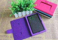 australia purple - Silicon stand universal case Ipad mini1 Samsung Huawei Asus Lenovo Acer inch smart case flip cover PU leather fashion smart cover