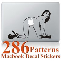 Wholesale Many Designs for Choose Pattern Decal Stickers for Laptop apple MacBook Air Retina Pro Retina inch inch