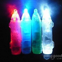 Wholesale LED Flashing Light Squid Bait Underwater Fish Attraction Lamp Lure