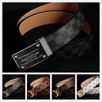 Wholesale 2015 new handbag hip brand buckle G designer belts for men women genuine leather gold cinto Men s