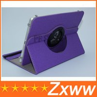 Cheap Universal 360 Rotating Case Cover Cloth Skin Shell for 7 inch 8'' 9'' 10'' tablet MID Q88 A13 Galaxy Tab 7.0 T210 P3200 P3100 Stand HZ 1099