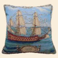 cushions - European sailing office lumbar cushion pillow covers sofa cushion cover cushion cover cm waist mad rush