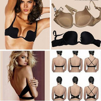 Low Cut Strapless Push Up Bra UK | Free UK Delivery on Low Cut ...