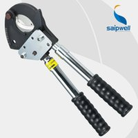 armored cable cutter - Saipwell J30 Ratcheting ratchet cable cutter mm2 Max Germany design Wire Cutter Plier Hand Tool not for cutting Armored wire