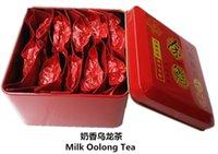 AAAAA oolong tea - 155g packs Superior Healthy Chinese Milk Oolong Tea Milk TieGuanYin Tea Green Food Gift Packing Iron cans Packing Green Tea Secret Gift