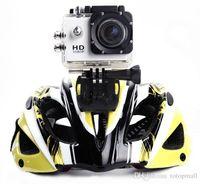 Wholesale Gopro Waterproof Sports Camera SJ4000 SJ5000 plus Style A9 HD Action Camera Diving P M quot View Mini DV DVR digital Camcorders