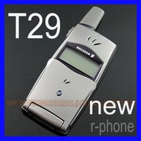 Wholesale Refurbished Original G GSM Unlocked Ericsson T29 Mobile Cell Phone Only English