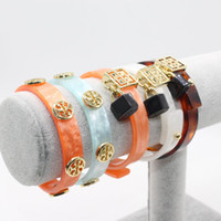 Wholesale zc_jewelry New Material Jade Indian small bracelet with lock Simple Style Bracelet Party Fashion Jewelry Accessory For Women