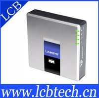 Wholesale Linksys SPA unlocked voip phone adapter