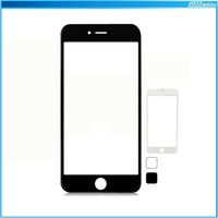 Wholesale DHL Outer Glass Lens For Iphone s s plus Touch Screen Touch Panel Cover For Iphone Iphone plus Repair Replacement