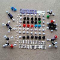 atom chemistry - Atom Molecular Models Set for Teacher DLS Organic Chemistry Molecular Modeling