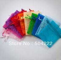 assorted soaps - 200pcs Assorted Organza Bags cm cm Sachets handmade soap bath salt beads herbs favor bag wedding sample