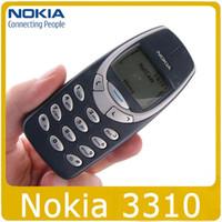 Wholesale Refurbished Original Nokia Cheap Mobile Phone GSM MHz DualBand Unlocked Renew Cell Phone Multi language