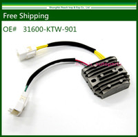 Wholesale New Interceptor Regulator Rectifier For Honda VF F KTW order lt no track