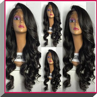 best long hairstyles - Best Quality Brazillian Body Wave Full Lace Human Hair Wigs Glueless Full Lace Wigs Lace Front Human Hair Wigs For Black Women