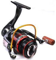 ball wheel - New arrival Fishing Reels Ball Bearing12BB RB Spinning Reels SHK Pre Loading Spining Wheel right left interchangeable