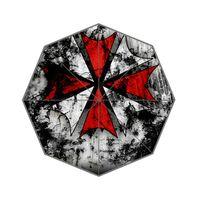 auto symbols - Fashion Design Umbrella Custom Resident Evil Symbol Auto Foldable Umbrella For Man And Women UPC