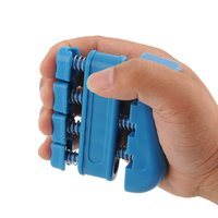 Wholesale New Hand Finger Wrist Griper Strengthener Rehabilitation Therapy muscle strength fingers flexibility