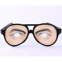 bewitched costumes - New Hot sales Halloween Party Articles Bewitch Plastic Spectacles Toys Unisex Funny Glasses Fancy Dress Costume Festive Supplies