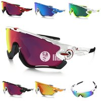 brand aaa - 2015 New Fashion Lens Brand Polarized Jawbreaker Sunglasses For Men Women Sport Cycling Bicycle Running Mens Sunglasses AAA