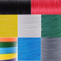 Wholesale 500M Brand colors to choices Japan Multifilament PE Fishing Line LB