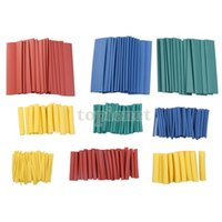 Wholesale ASLT Size Assortment Heat Shrink Tubing Sleeving Wrap Wire Cable Kit order lt no track