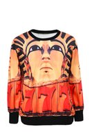 avatar characters - Drop Shipping Women D Sweatshirt Sport Suit Casual Egypt Pharaoh Avatar Print sudadera Winter Pullover Fashion Sudaderas