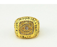 super bowl ring - fan gift sport ring Super Bowl XX Championship Ring for men big ring size