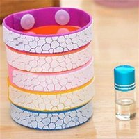 Cheap Fashion 2015 Popular natural cute Anti Mosquito Bug Repellent Bracelet Wrist Band Natural No Insects