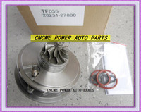 Wholesale TURBO Cartridge CHRA TF035 Turbocharger For HYUNDAI Santa Fe D4EB D4EB V L CRDi
