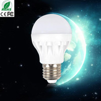 Wholesale High Quality LED Bulb E27 B22 Base W W W W LED Globe Light Bulbs Energy Saving Lamp Bright Cool Warm White Factory Direct Sale