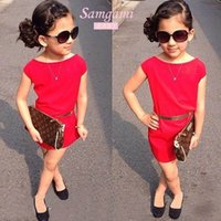 Girls Designer Clothes At Discount New Fashion Girl Summer