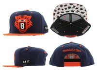 mitchell and ness snapback - caps for men snapback hats adjustable mitchell and ness hats hip hop sport baseball basketball panel caps match football jerseys black red