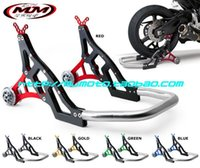 Wholesale CNC motorcycle modification from the frame in the rear frame racks street car GM car repair stand