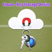 Wholesale Cool Cloud Shaped Magnetic Key Holder Cloud Key Holder Cloud Key Chain